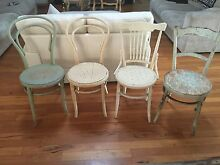 4 beautiful Bentwood Vintage Chairs Guildford Swan Area Preview
