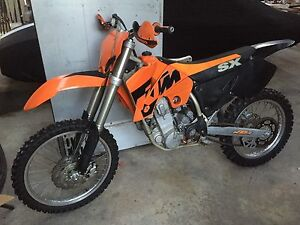 2003 KTM 525 sx (very quick) Carabooda Wanneroo Area Preview