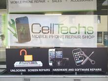 Cell techs Mobile phone repairs Newcastle Area Preview