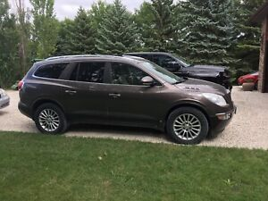 New GM transmission-2008 Buick Enclave  CXL AWD