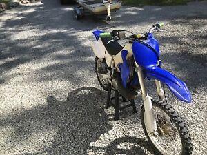 2001 yz 250