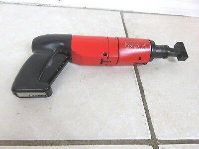 Hilti Dx 400 - Powder Actuated Fastener. Tool Only