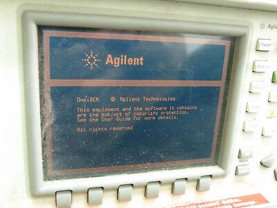 Hp Agilent Omniber 718 37718c Opt. 002 012 105 200 210 300 355 601 Uk6