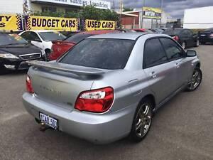 2005 Subaru Impreza RS AWD Manual Sedan $4999