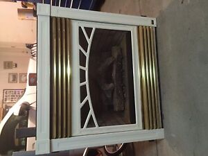 30,000Btu natural gas fireplace