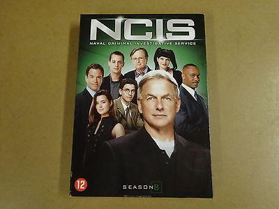 6-DISC DVD BOX / NCIS - NAVAL CRIMINAL INVESTIGATIVE SERVICE - SEASON 8