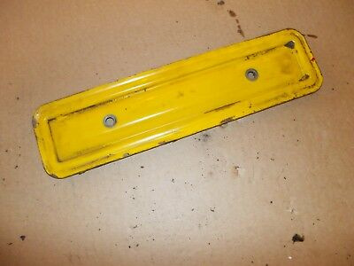 International Cub 154 Lo Low Boy Tractor Ih Engine Motor Side Cover Panel 154
