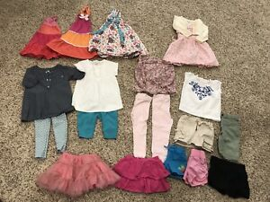 Spring 2T girls clothing lot. excellent condition