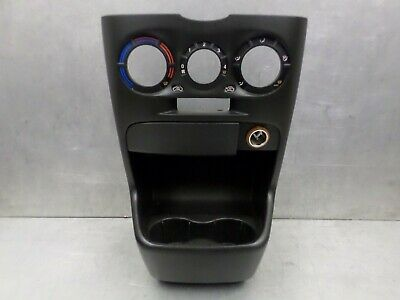 Fiat Punto Mk2B Centre Console Dash Cupholder Ashtray 12v Trim Panel 2003 2006