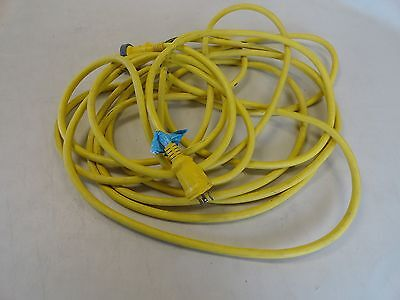 HUBBELL SHORE CORD POWER CABLE 50 FT 30A / 125V (UL) E54864 MARINE BOAT 30a 125v Shore Power Cable