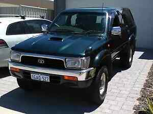 1994 Hilux surf Auto 3L Dsl Golden Bay Rockingham Area Preview