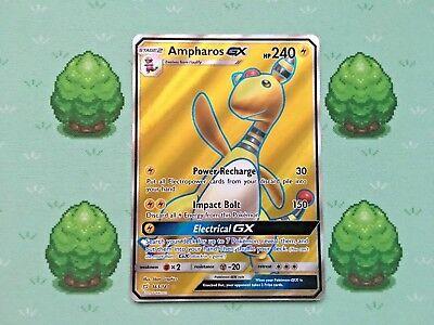 Pokemon - Ampharos GX - 163/181 - SM Team Up - Full Art