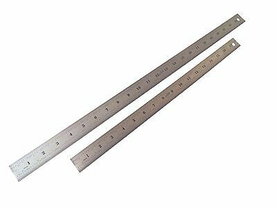 Igaging Machinist Ruler Rule 18 And 24 4r 18 116 132 164 Stainless