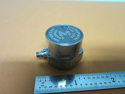 Endevco Meggitt Accelerometer 7707-1000 Seismic Vibration Calibration Binc3-20