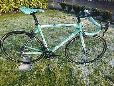 Bianchi Via Nirone 7 Road Bike 54cm Campagnolo Veloce Groupset