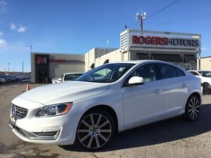 2014 Volvo S60 T6 AWD - LEATHER - SUNROOF - REVERSE CAM