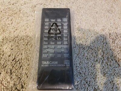Tascam Remote Control - TASCAM RC-01UC Remote Control