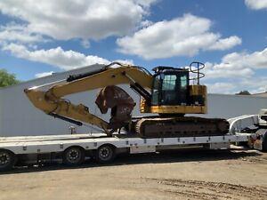 2010 Caterpillar 321DLCR Excavator Penrith Penrith Area Preview