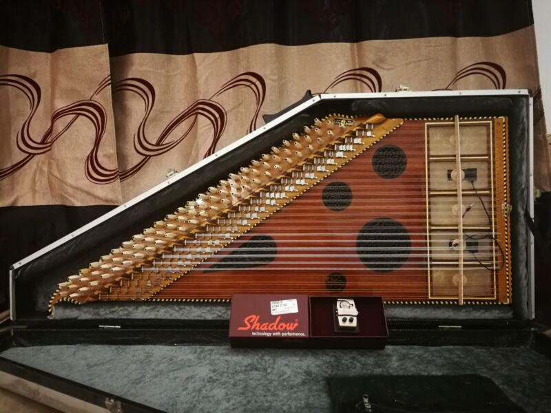 Professional Egyptian ( Qanoon - Qanon - Kanun - Kanon ) Fantastic Hand Made