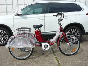 NEW ELECTRIC TRICYCLE. BIKE. BICYCLE. NO LICENCE. NO REGO. Brisbane City Brisbane North West Preview