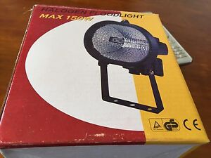 7 x Halogen Floodlight 150W, Brand New. Oakbank Adelaide Hills Preview
