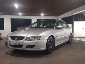 2005 VZ commodore