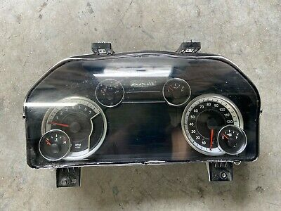 "2014-2018 Dodge RAM Gas 1500 2500 3500 Speedometer Cluster 7"" Screen factory"