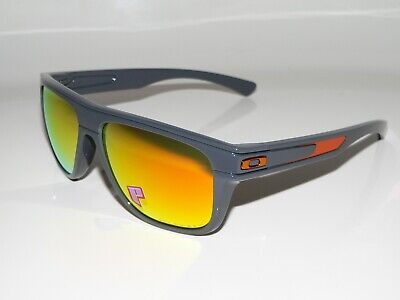 Oakley Breadbox Grey Polarized Sonnenbrille Garage Hoolbrook Hijinx Jupiter