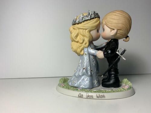"""The Princess Bride Precious Moments Figurine (""""As You Wish"""")"""