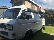 Vw t3 camper South Brighton Holdfast Bay Preview