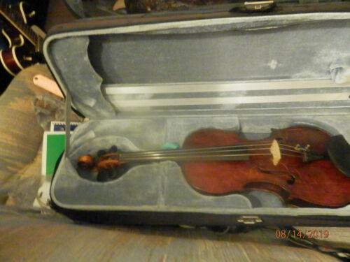 Joseph pauli violin