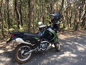 Kawasaki KLR 650 Sunshine Beach Noosa Area Preview