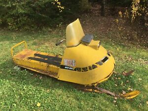 68-69 Olympic snowmobile