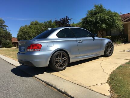 Bmw 135i Coupe Twin turbo - M S/Sport Pack VGC!