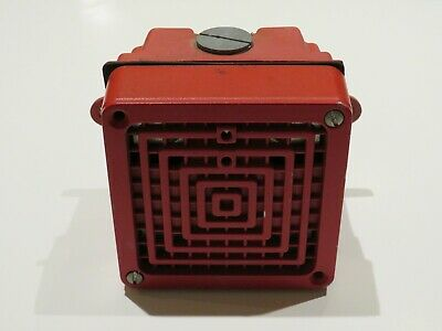 Federal Signal 450d Vibratone Horn W Housing