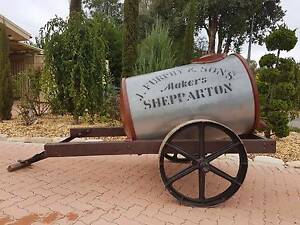 Furphy Water Cart Capital Hill South Canberra Preview