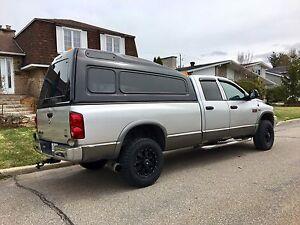 Dodge Ram 2500 + Pelle A1 WOW