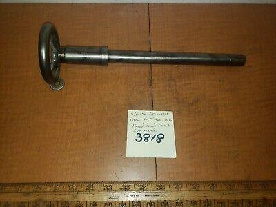Southbend Lathe 10k 6k Collet Draw Bar Hwc-100k