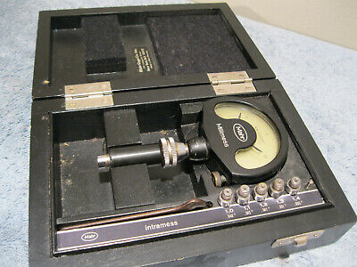 Mahr Bore Gage .040-.055 Wmillimess .00005 Machinist Tools