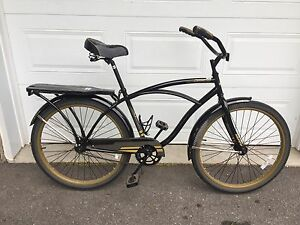 Men's bicycle cruiser