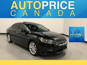 2015 Honda Accord Touring NAVIGATION|REAR CAM|LEATHER