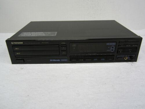 Pioneer PD-V10G Dual Tray Karaoke CD/CD-G Player