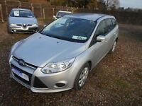 Ford Focus Turnier TDCI/1.Hd/Mod.2013/Netto 5789.-
