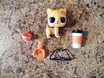 LOL SURPRISE DOLL PETS SERIES 3 *BABY DOG* BABY CAT UNUSED AUTHENTHIC for sale  Shipping to Canada