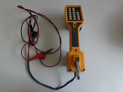 Fluke Ts22 Network Phone Test Phone Fluke Line Test Kit With Piercing Pin Clip
