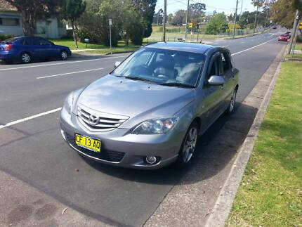 2005 Mazda3 SP23 Luxury Pack Hatchback North Parramatta Parramatta Area Preview