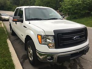 2014 Ford F-150 XLT Supercrew Ecoboost