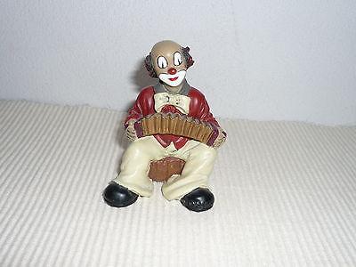Gilde Clown *Zieharmonikaspieler* - Musik, NEU***