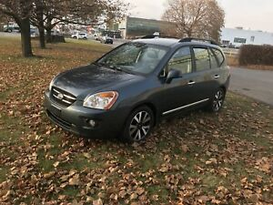 KIA RONDO EX  7 SEATS LEATHER SUNROOF, 2 set of tires