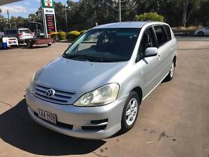 2002 Toyota Avensis - 7 Seats - Auto - 4Cyl - Driveaway Cleveland Redland Area Preview